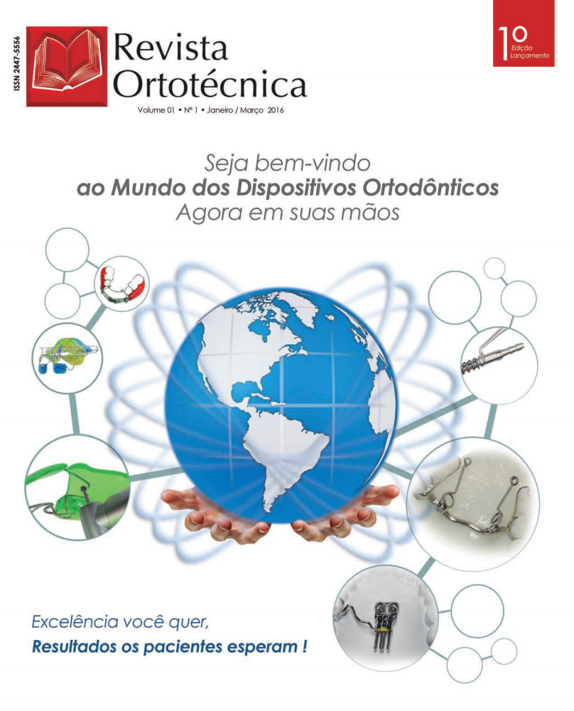 rivista ortotecnica copertina